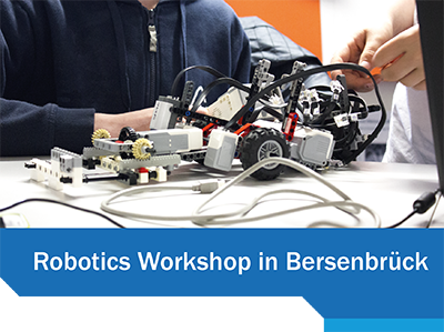 Robotics-Workshop in Bersenbrück