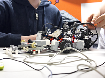 Robotics-Workshop in Melle